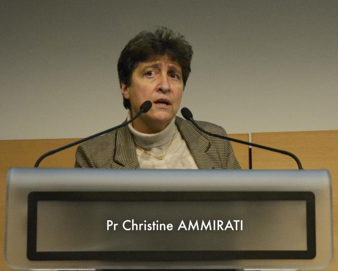 Professeur Christine Ammirati - SAMU 80