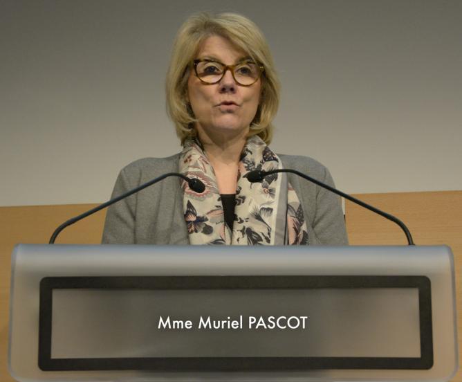 Madame Muriel Pascot - CIRCODEF