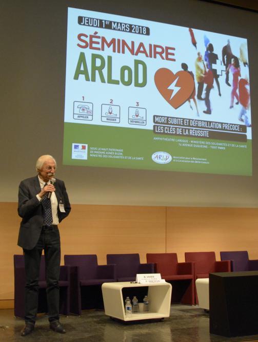 Docteur Bruno Thomas-Lamotte - Président d'ARLoD