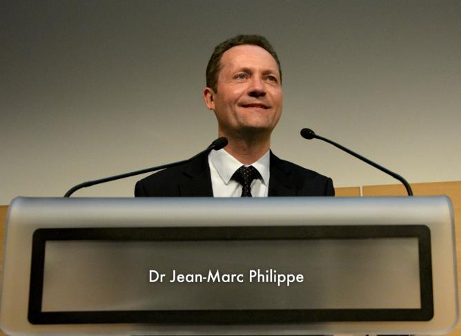 Docteur Jean-Marc Philippe - DGS