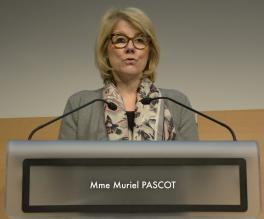 Madame Muriel Pascot