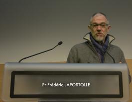 Professeur Frédéric Lapostolle