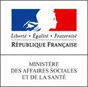 Logo ministere travail emploi sante