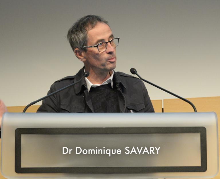 Docteur Dominique Savary - SAMU 74
