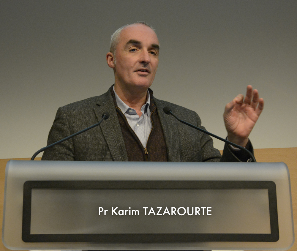 Professeur Karim Tazarourte - SAMU 69