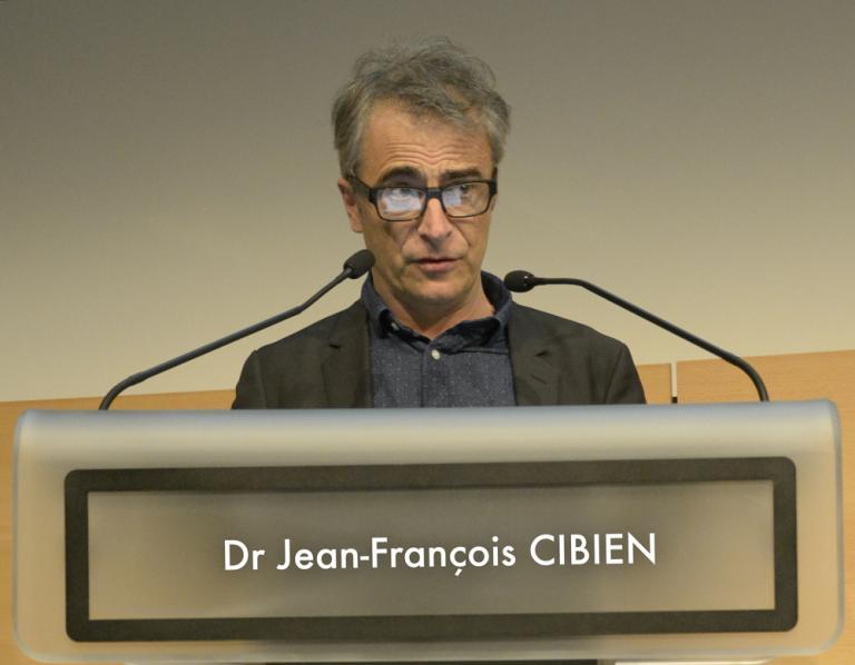 Docteur Jean-François Cibien - SAMU 47