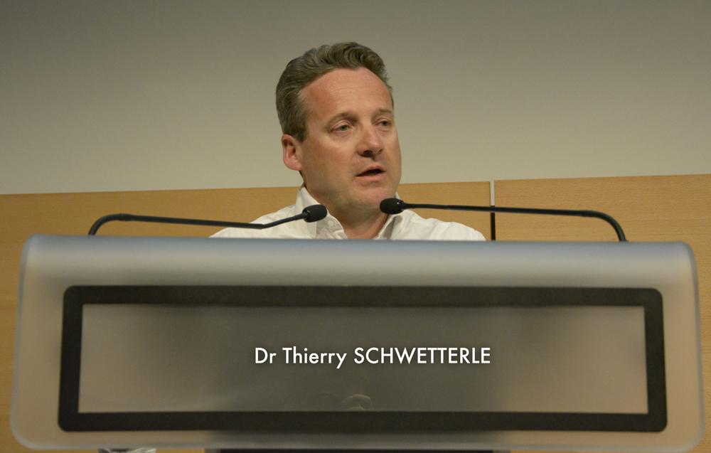Médecin-Colonel Thierry Schwetterle - SDIS 95