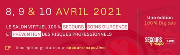 Secours expo live